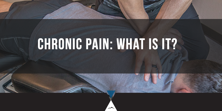 Chronic Pain: What is it?